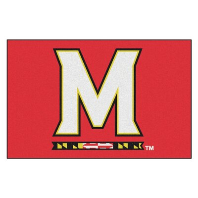 NCAA University of Maryland Starter Mat