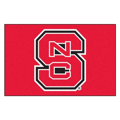 NCAA North Carolina State University Starter Mat