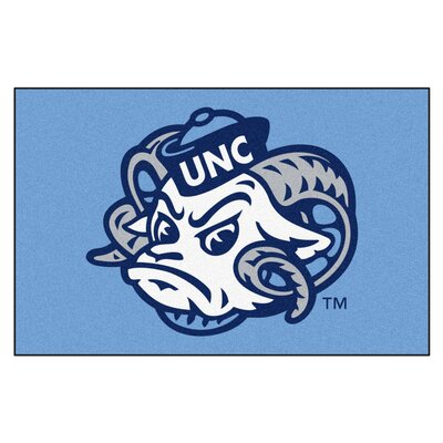 NCAA University of North Carolina Chapel Hill Starter Mat