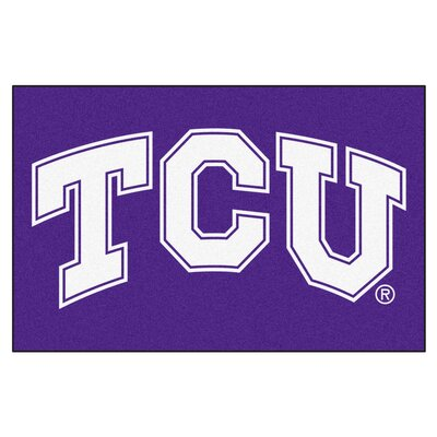 NCAA Texas Christian University Starter Mat