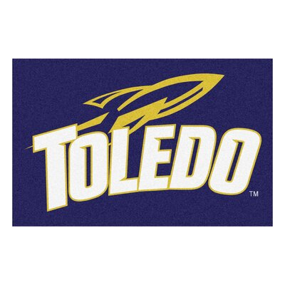 NCAA University of Toledo Starter Mat