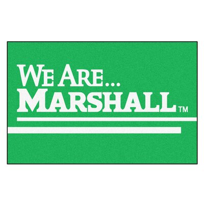 NCAA Marshall University Starter Mat
