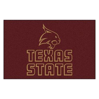 NCAA Texas State Univ. San Marcos Starter Mat