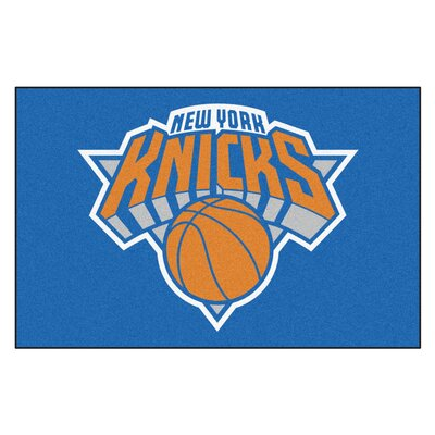 NBA - New York Knicks Doormat Rug Size: 17 x 26