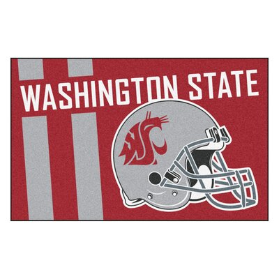 NCAA Washington State University Starter Doormat