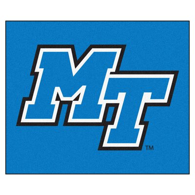NCAA Middle Tennessee State University Indoor/Outdoor Area Rug