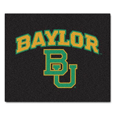 NCAA Baylor University Indoor/Outdoor Area Rug