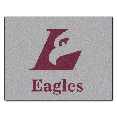 NCAA University Of Wisconsin-La Crosse Indoor/Outdoor Area Rug