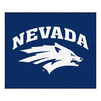 NCAA University of Nevada Indoor/Outdoor Area Rug
