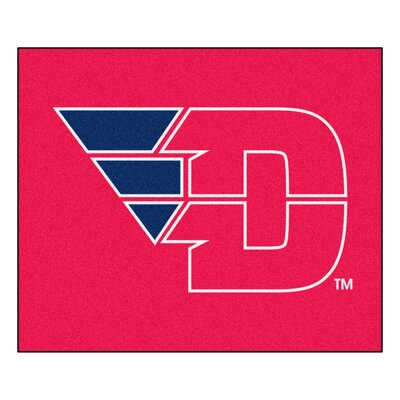 NCAA University of Dayton Indoor/Outdoor Area Rug