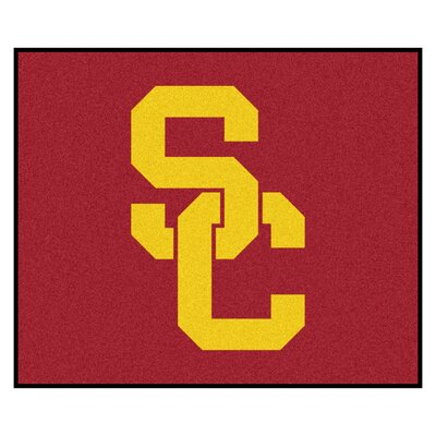 NCAA University of Southern California Indoor/Outdoor Area Rug