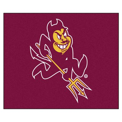 NCAA Arizona State University Indoor/Outdoor Area Rug