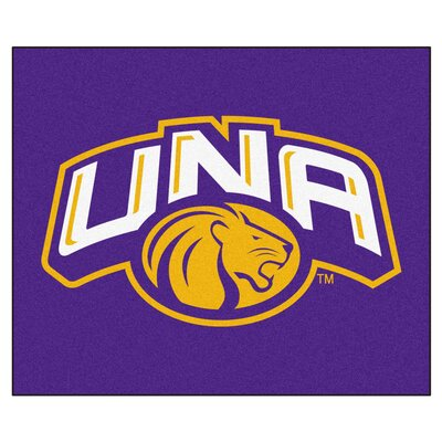 NCAA University of North Alabama Indoor/Outdoor Area Rug