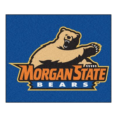 NCAA Morgan State University Indoor/Outdoor Area Rug