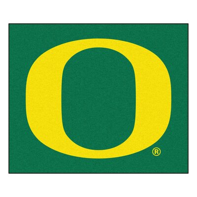 NCAA University of Oregon Indoor/Outdoor Area Rug
