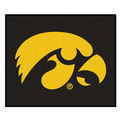 NCAA University of Iowa Tailgater Mat