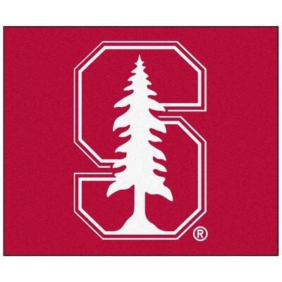 NCAA Stanford University Indoor/Outdoor Area Rug