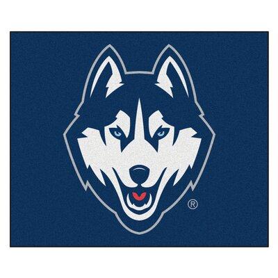 NCAA University of Connecticut Indoor/Outdoor Area Rug