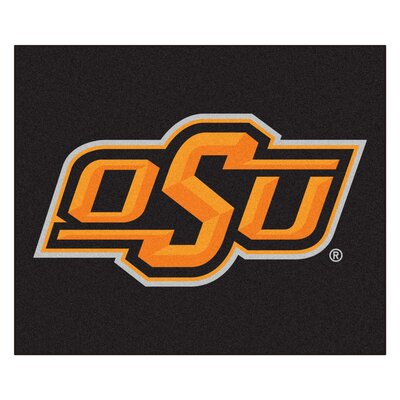NCAA Oklahoma State University Indoor/Outdoor Area Rug
