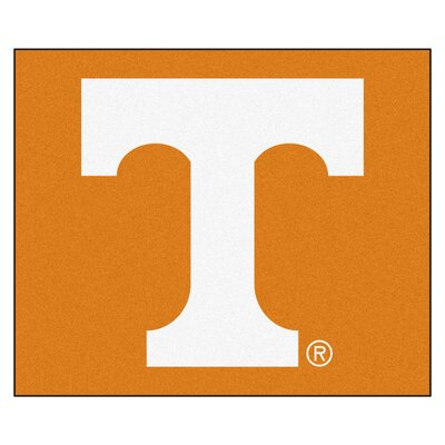 NCAA University of Tennessee Indoor/Outdoor Area Rug