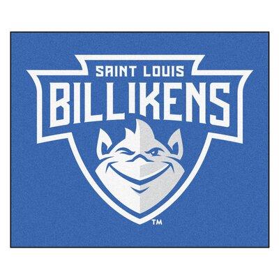 NCAA St. Louis University Indoor/Outdoor Area Rug