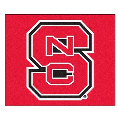 NCAA North Carolina State University Indoor/Outdoor Area Rug