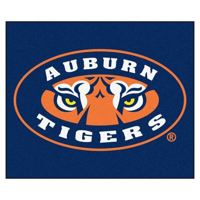 NCAA Auburn University Indoor/Outdoor Area Rug