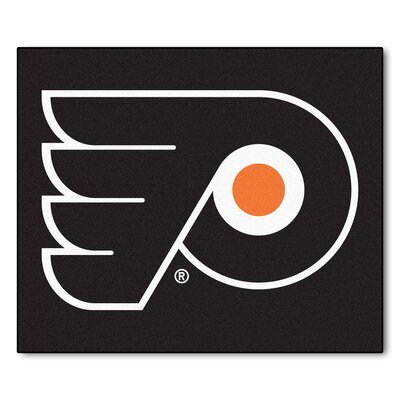 NHL - Philadelphia Flyers Doormat Mat Size: 5 x 6