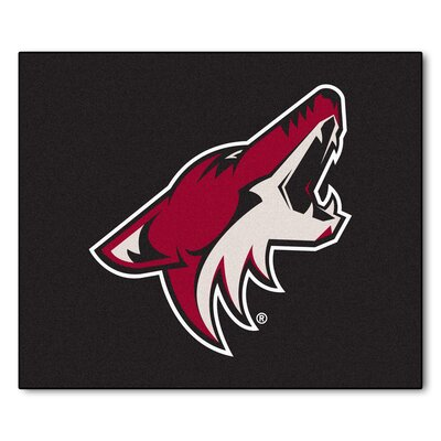 NHL - Arizona Coyotes Doormat Mat Size: 5 x 6
