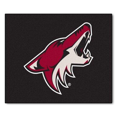 NHL - Arizona Coyotes Doormat Rug Size: 5 x 6
