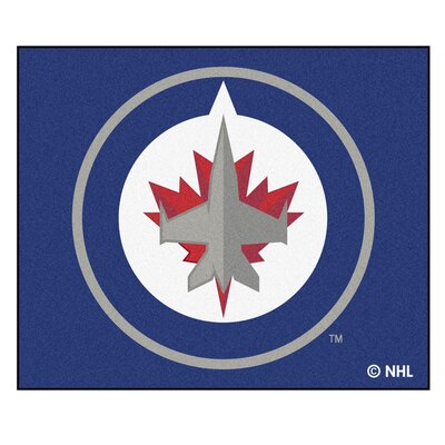 NHL - Winnipeg Jets Tailgater Doormat