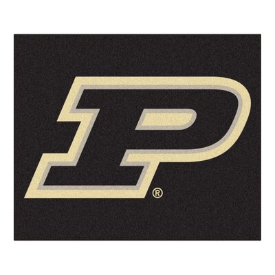 NCAA Purdue University Indoor/Outdoor Area Rug