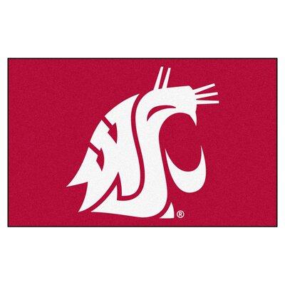 Collegiate NCAA Washington State University Doormat