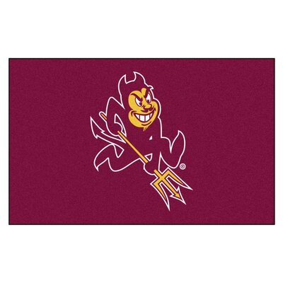 Collegiate NCAA Arizona State University Doormat