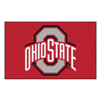 Collegiate NCAA Ohio State University Doormat