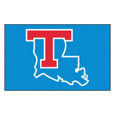 Collegiate NCAA Louisiana Tech University Doormat