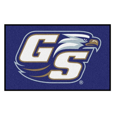 Collegiate NCAA Georgia Southern University Doormat