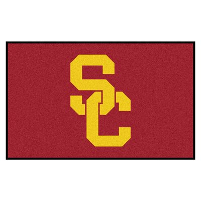 Collegiate NCAA University of Southern California Doormat