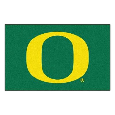 Collegiate NCAA University of Oregon Doormat