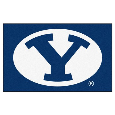 Collegiate NCAA Brigham Young University Doormat