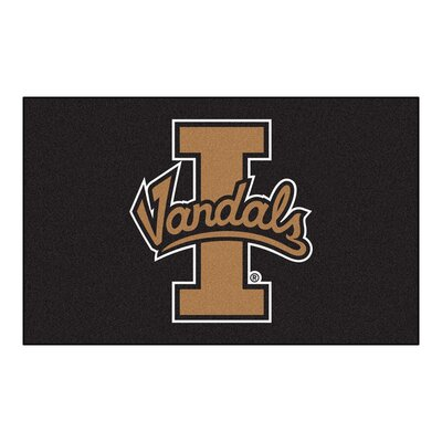 Collegiate NCAA University of Idaho Doormat