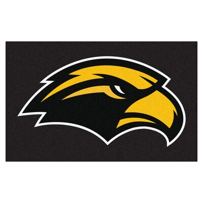 Collegiate NCAA University of Southern Mississippi Doormat
