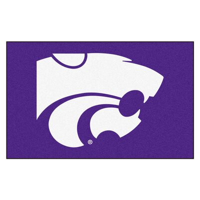 Collegiate NCAA Kansas State University Doormat