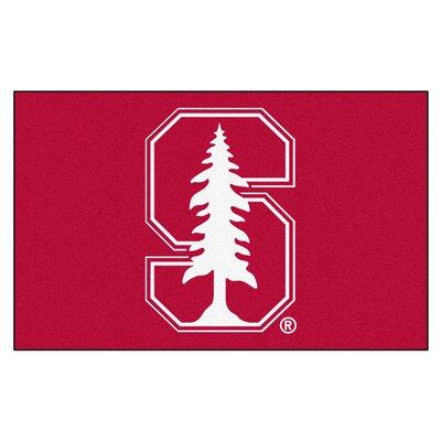 Collegiate NCAA Stanford University Doormat
