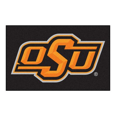 Collegiate NCAA Oklahoma State University Doormat