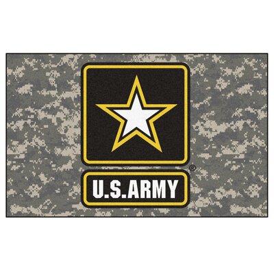 MIL U.S. Army Doormat Rug Size: 5 x 8