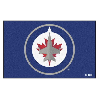 NHL - Winnipeg Jets Doormat