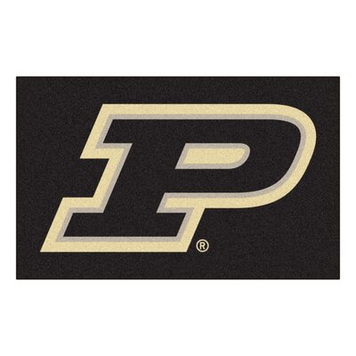 Collegiate NCAA Purdue University Doormat