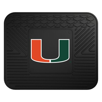 NCAA University of Miami Utility Mat