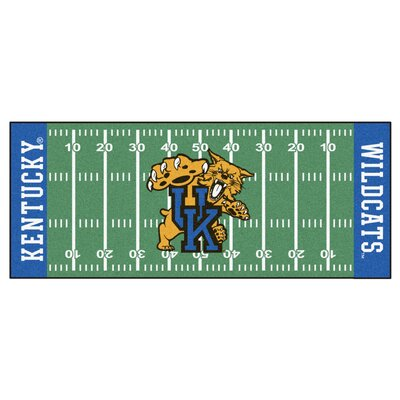 NCAA University of Kentucky Football Field Runner
